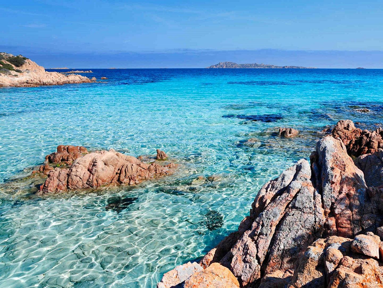 Spiaggia del Principe Beach, Romazzino, Costa Smeralda, Sardinia